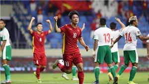 Đội tuyển Việt Nam sẵn sàng 'bài toán' không Công Phượng