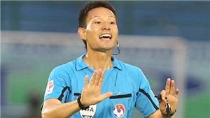 Trọng tài bắt trận Việt Nam vs Malaysia khiến CĐV lo lắng