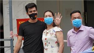 Tuyển Việt Nam thở phào vì hoàn tất cách ly y tế