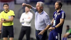 HLV Van Marwijk nhắc cầu thủ UAE về trận thua Thái Lan
