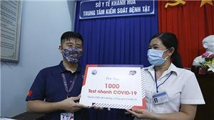 VBA chung tay phòng, chống dịch Covid-19
