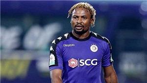 Vua phá lưới V-League gia nhập Sài Gòn FC