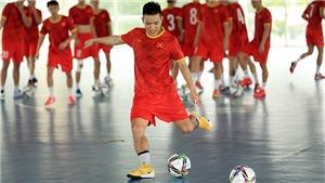 Futsal Việt Nam có thể thành công như World Cup 2016