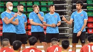 Việt Nam vs CH Séc: Futsal Việt Nam và cơ hội tiến xa (20h00, 19/9)