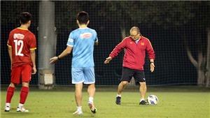 HLV Park Hang Seo sửa sai cho U23 Việt Nam