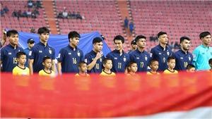 Thái Lan mang 10 bình oxy tới vòng loại giải U23 châu Á