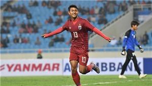 Thái Lan lo không qua nổi vòng loại U23 châu Á
