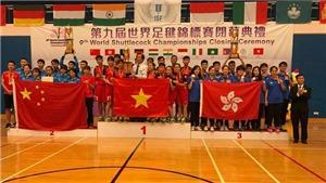 Áp đảo Trung Quốc, Việt Nam thống trị đá cầu thế giới