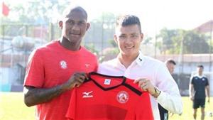 Công Vinh và Sài Gòn FC rối trước mùa giải mới