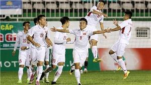 U19 Việt Nam đến gần chức vô địch giải U19 quốc tế