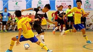 Sau bóng đá, Đồng Tháp muốn làm 'anh cả' futsal