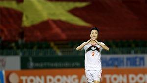 Giải U21 quốc tế: Sao trẻ HAGL và SLNA tỏa sáng, Việt Nam thắng dễ Myanmar