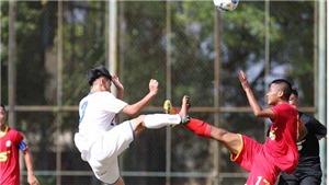 HLV bị đuổi, HAGL vẫn vượt mặt ' kình địch' Hà Nội và SHB Đà Nẵng ở VCK U17 quốc gia 2017