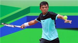 Hoàng Nam không hoàn thành mục tiêu vô địch Men's Future trên sân nhà
