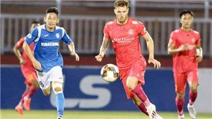 Sài Gòn vô địch lượt đi V-League 2020 trong tẻ nhạt