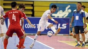 Thái Sơn Nam gặp Thái Sơn Bắc ở chung kết giải futsal TP.HCM mở rộng Cúp LS 2017