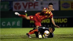 'Sao U20 Việt Nam' giúp B.Bình Dương dẫn đầu V-League 2018