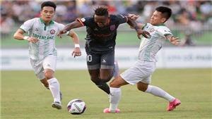 VIDEO highlight Bình Định 0-0 Bình Dương: Bất lực tại sân nhà