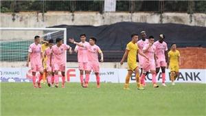 VIDEO bàn thắng Hà Tĩnh 4–2 Bình Dương: Chiến thắng tưng bừng