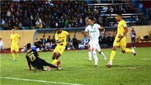 VIDEO bàn thắng Nam Định 1-0 Bình Định: Chiến thắng sít sao
