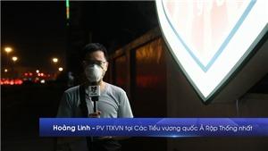 Tiến Linh nói gì trước thềm cuộc tái đấu Indonesia?