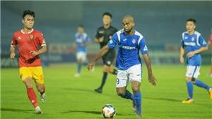 Video clip bàn thắng trận Than Quảng Ninh 3–0 B.Bình Dương