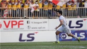 VIDEO bàn thắng HAGL 1-0 Hà Nội FC: Điểm sáng Xuân Trường