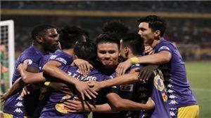 VIDEO highlights và bàn thắng: Hà Nội FC 4-2 Sài Gòn FC