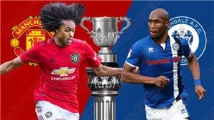 MU vs Rochdale (2h00 ngày 26/9): Đối thủ của MU mạnh cỡ nào? Onsports trực tiếp