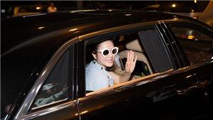 Trở về từ LHP Cannes, Lý Nhã Kỳ được đón bằng siêu xe 40 tỷ