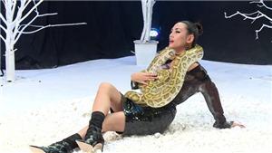 Xem 'Vietnam's Next Top Model' tập 5: Thí sinh 'hoảng hồn' với thử thách kinh dị
