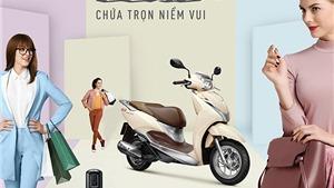 Honda Việt Nam công bố giá phiên bản LEAD 125cc hoàn toàn mới
