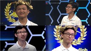 4 gương mặt tranh vòng nguyệt quế Chung kết Olympia 2017 là ai?