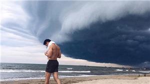 Chuyên gia nói gì về đám mây kỳ lạ ở Thanh Hóa?