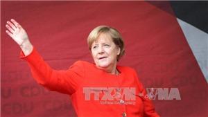 Cuộc đua vào ghế Thủ tướng Đức: Khó thể 'lật đổ' được bà Angela Merkel