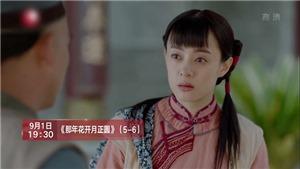Xem 'Năm ấy hoa nở trăng vừa tròn' tập 5-6: Tôn Lệ kết hôn với Hà Nhuận Đông để trả ơn?