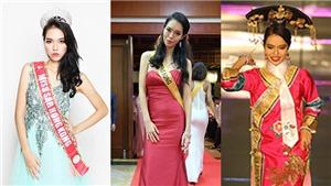 Người đẹp Hong Kong bị chê là 'bản sao lỗi' của Lan Khuê ở Hoa hậu Hòa bình Thế giới