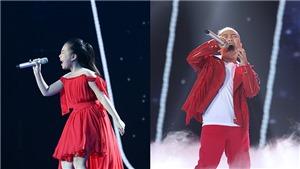 The Voice Kids tập 11: 'G- Dragon nhí' 'thiêu đốt' sân khấu, HLV tranh cãi vì những giọng ca 'khủng'