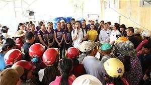 Hành trình thiện nguyện của người đẹp Hoa hậu Hoàn vũ Việt Nam 2017