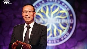 MC Lại Văn Sâm chia tay 'Ai là triệu phú': 'Không ai là không thể thay thế'