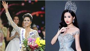 Hoa hậu Đại dương Lê Âu Ngân Anh viết 'tâm thư' động viên H'Hen Niê 'mạnh mẽ lên'