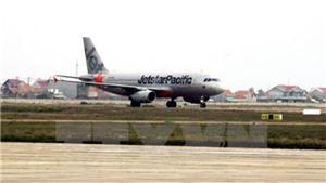 Máy tính cảnh báo giả, máy bay Jetstar quay lại Nội Bài sau khi cất cánh 30 phút