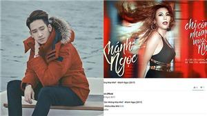 Minh Min lên tiếng sau khi 'tố' Hà Hồ, Khánh Ngọc hát ca khúc của mình mà không xin phép
