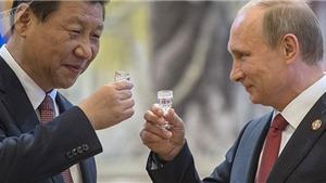 Nga - Trung mong đợi những gì trong hợp tác chiến lược 2018?