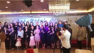 VIDEO Quyền Cục trưởng Cục NTBD đệm piano cho ca sĩ hát Quốc ca mừng U23 Việt Nam