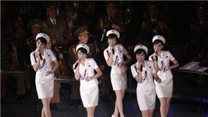 Triều Tiên bắn tín hiệu gì khi muốn đoàn nghệ thuật đi bộ sang Hàn Quốc?