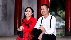 Sao Mai Khánh Ly tình tứ cùng Minh Vương trong MV Tết