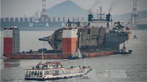 Giả mạo thời gian xảy ra vụ chìm phà Sewol, phụ tá của cựu Tổng thống Park Geun-hye bị truy tố