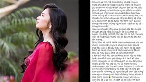 Diễn viên Diệu Hương chỉ 2 'tuyệt chiêu' nhẹ tênh thoát khỏi 'gạ tình'