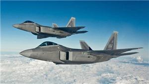 Mỹ điều tiêm kích tàng hình F-22 tới Nhật Bản trước thềm họp thượng đỉnh với Triều Tiên